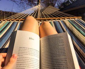 L'importance de lire ; lecture