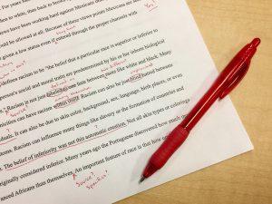 correction texte relecture relire