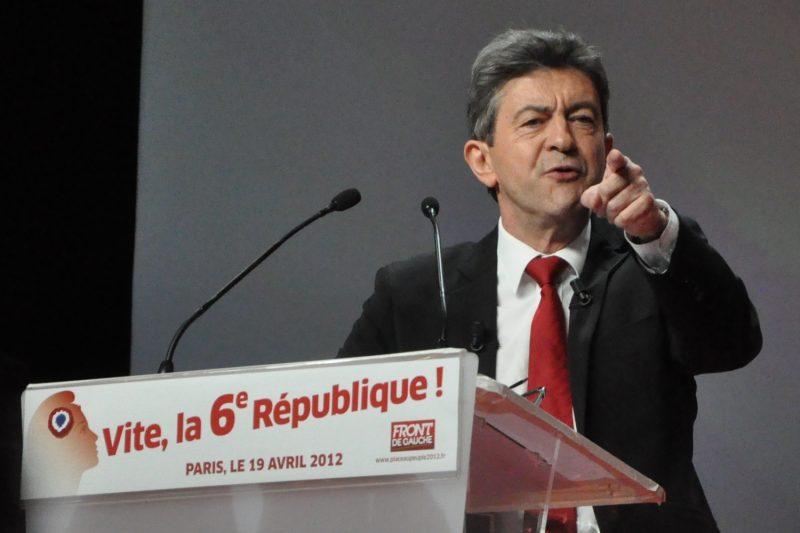 Mélenchon JeanLuc Présentielles 2017